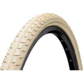 "Continental Ride Tour Tyre 28x1 3/8x1 5/8"" Wire, creme/creme"